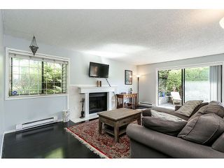 Photo 3: # 101 9584 MANCHESTER DR in Burnaby: Cariboo Condo for sale (Burnaby North)  : MLS®# V1137047