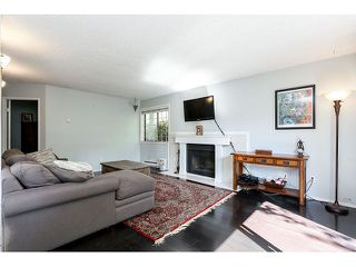 Photo 6: # 101 9584 MANCHESTER DR in Burnaby: Cariboo Condo for sale (Burnaby North)  : MLS®# V1137047