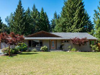 Photo 1: 2561 Webdon Rd in COURTENAY: CV Courtenay West House for sale (Comox Valley)  : MLS®# 822132