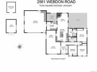 Photo 9: 2561 Webdon Rd in COURTENAY: CV Courtenay West House for sale (Comox Valley)  : MLS®# 822132