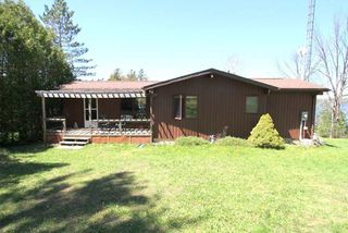 Photo 1: 45 North Taylor Road in Kawartha Lakes: Rural Eldon House (Bungalow-Raised) for sale : MLS®# X4825870