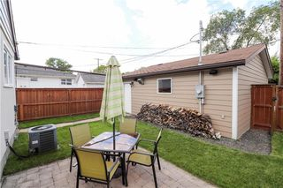 Photo 24: 131 Horton Avenue West in Winnipeg: West Transcona Residential for sale (3L)  : MLS®# 202016710