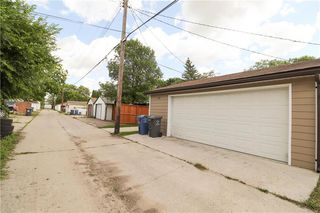 Photo 27: 131 Horton Avenue West in Winnipeg: West Transcona Residential for sale (3L)  : MLS®# 202016710