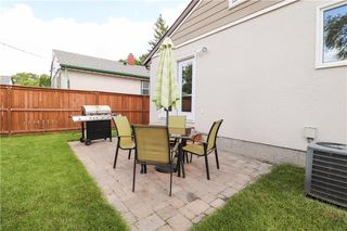 Photo 20: 131 Horton Avenue West in Winnipeg: West Transcona Residential for sale (3L)  : MLS®# 202016710