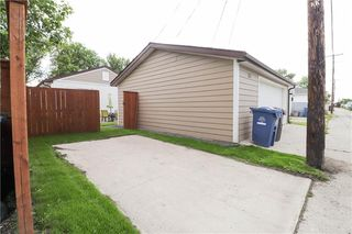 Photo 28: 131 Horton Avenue West in Winnipeg: West Transcona Residential for sale (3L)  : MLS®# 202016710