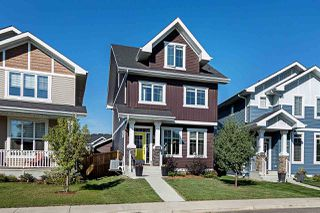 Main Photo: 1520 165 Street SW in Edmonton: Zone 56 House for sale : MLS®# E4214590