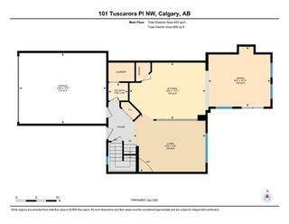 Photo 30: 101 TUSCARORA Place NW in Calgary: Tuscany Detached for sale : MLS®# A1034590
