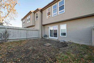 Photo 33: 3376 116A Avenue in Edmonton: Zone 23 Townhouse for sale : MLS®# E4219944