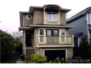 Photo 1:  in VICTORIA: Vi Jubilee House for sale (Victoria)  : MLS®# 389539