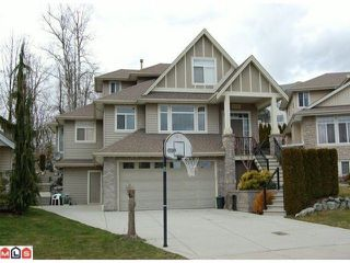 Photo 1: 31691 AMBERPOINT Place in Abbotsford: Abbotsford West House for sale : MLS®# F1211564