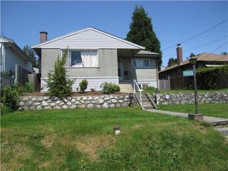 Photo 1: 4061 CLINTON Street in Burnaby: Suncrest House for sale (Burnaby South)  : MLS®# V957656