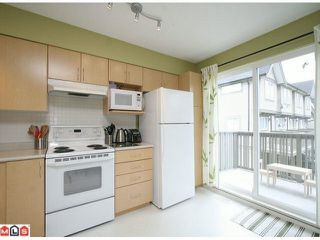 Photo 5: 65 8775 161 Street in Surrey: Fleetwood Tynehead Condo for sale : MLS®# F1111147