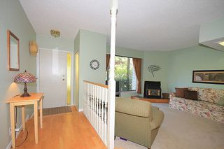 "Photo 1: 3355 SEFTON Street in Port Coquitlam: Glenwood PQ Townhouse for sale in ""BURKEVIEW"" : MLS®# V1006522"