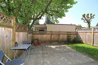 "Photo 12: 3355 SEFTON Street in Port Coquitlam: Glenwood PQ Townhouse for sale in ""BURKEVIEW"" : MLS®# V1006522"
