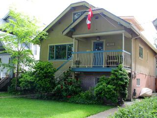 Main Photo: 3850 GLEN Drive in Vancouver: Knight House for sale (Vancouver East)  : MLS®# V1007721