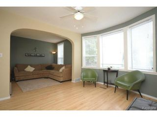 Photo 4: 280 Brooklyn Street in WINNIPEG: St James Residential for sale (West Winnipeg)  : MLS®# 1318832