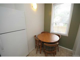 Photo 8: 280 Brooklyn Street in WINNIPEG: St James Residential for sale (West Winnipeg)  : MLS®# 1318832