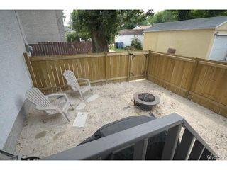 Photo 19: 280 Brooklyn Street in WINNIPEG: St James Residential for sale (West Winnipeg)  : MLS®# 1318832