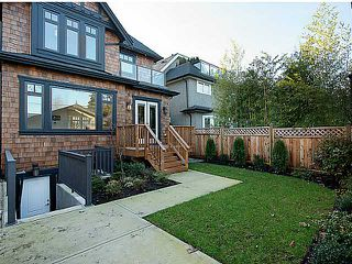 Photo 19: 4437 W 15TH AV in Vancouver: Point Grey House for sale (Vancouver West)  : MLS®# V1043897