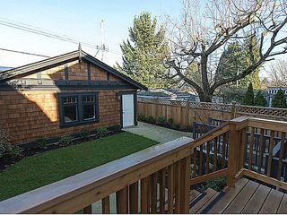 Photo 20: 4437 W 15TH AV in Vancouver: Point Grey House for sale (Vancouver West)  : MLS®# V1043897