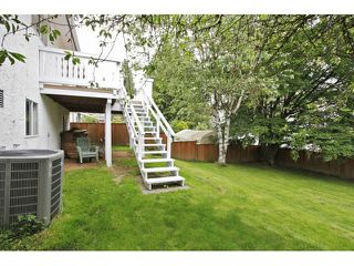Photo 12: 32716 SWAN AV in Mission: Mission BC House for sale : MLS®# F1415463