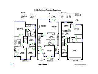 Photo 20: 3443 GISLASON Avenue in Coquitlam: Burke Mountain House for sale : MLS®# V1074568