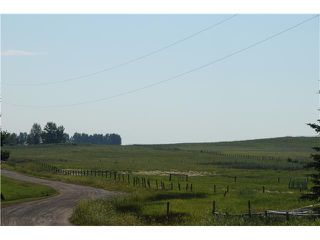 Photo 4: 262034 80 St E in DE WINTON: Rural Foothills M.D. Rural Land for sale : MLS®# C3631916