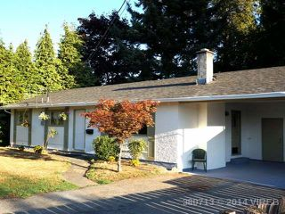 Photo 1: 3331 AUCHINACHIE ROAD in DUNCAN: Z3 West Duncan House for sale (Zone 3 - Duncan)  : MLS®# 380713
