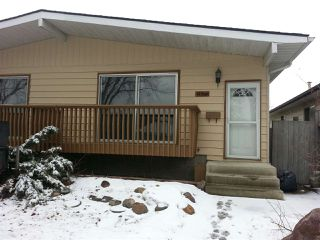 Photo 1: 12968 117 ST NW in Edmonton: Zone 01 House Half Duplex for sale : MLS®# E4011558