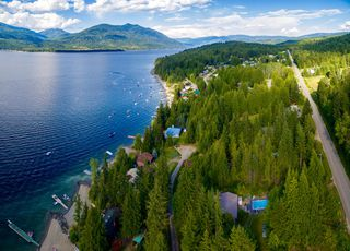 Photo 1: 4265 Eagle Bay Road: Eagle Bay House for sale (Shuswap Lake)  : MLS®# 10131790