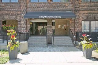 Photo 1: 1100 Lansdowne Ave Unit #A11 in Toronto: Dovercourt-Wallace Emerson-Junction Condo for sale (Toronto W02)  : MLS®# W3548595