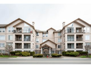 Photo 1: 401 2772 Clearbrook in Abbotsford: Abbotsford West Condo for sale : MLS®# R2336665