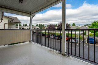 "Photo 18: 64 32959 GEORGE FERGUSON Way in Abbotsford: Central Abbotsford Townhouse for sale in ""Oakhurst"" : MLS®# R2417458"