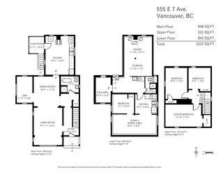 """Photo 20: 555 E 7TH Avenue in Vancouver: Mount Pleasant VE House for sale in """"Mount Pleasant"""" (Vancouver East)  : MLS®# R2430072"""