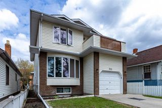 Photo 1: 9112 81 Avenue in Edmonton: Zone 17 House for sale : MLS®# E4197672