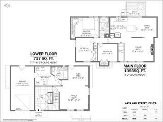 Photo 18: 4474 46B Street in Delta: Ladner Elementary House for sale (Ladner)  : MLS®# R2464844