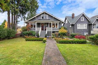 Photo 1: 6242 LARCH Street in Vancouver: Kerrisdale House for sale (Vancouver West)  : MLS®# R2519041
