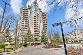 """Photo 1: 407 1196 PIPELINE Road in Coquitlam: North Coquitlam Condo for sale in """"THE HUDSON"""" : MLS®# R2528318"""
