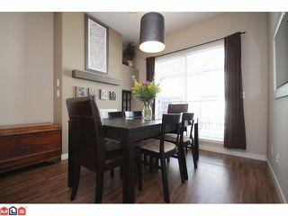 "Photo 4: 25 6635 192ND Street in Surrey: Clayton Townhouse for sale in ""Leafside Lane"" (Cloverdale)  : MLS®# F1204688"