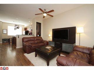 "Photo 2: 25 6635 192ND Street in Surrey: Clayton Townhouse for sale in ""Leafside Lane"" (Cloverdale)  : MLS®# F1204688"