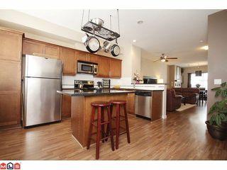 "Photo 3: 25 6635 192ND Street in Surrey: Clayton Townhouse for sale in ""Leafside Lane"" (Cloverdale)  : MLS®# F1204688"
