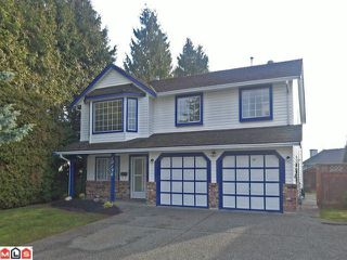"Photo 1: 10136 158TH Street in Surrey: Guildford House for sale in ""Guildford"" (North Surrey)  : MLS®# F1207061"