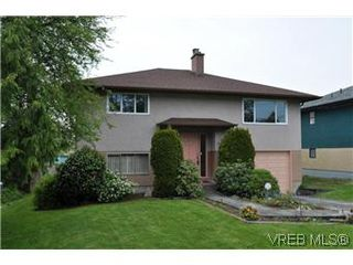Photo 1: 3246 Doncaster Dr in VICTORIA: SE Cedar Hill House for sale (Saanich East)  : MLS®# 605619