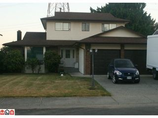 Photo 1: 33004 BANFF Place in Abbotsford: Central Abbotsford House for sale : MLS®# F1222094