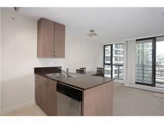 "Photo 2: 1608 909 MAINLAND Street in Vancouver: Yaletown Condo for sale in ""YALETOWN PARK"" (Vancouver West)  : MLS®# V997068"