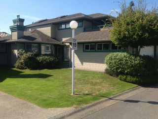 "Photo 1: 124 16080 82ND Avenue in Surrey: Fleetwood Tynehead Townhouse for sale in ""Ponderosa Estates"" : MLS®# F1321774"