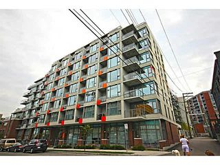 """Main Photo: 608 250 E 6TH Avenue in Vancouver: Mount Pleasant VE Condo for sale in """"The District"""" (Vancouver East)  : MLS®# V1081516"""