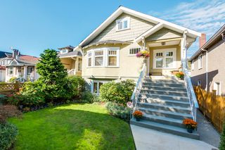 Photo 1: 451 E 47th Avenue in Vancouver: House for sale : MLS®# V1090561