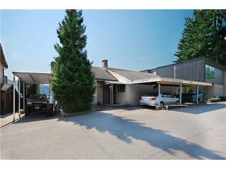 Photo 1: 1200 ALDERSIDE RD in Port Moody: North Shore Pt Moody House for sale : MLS®# V1139419