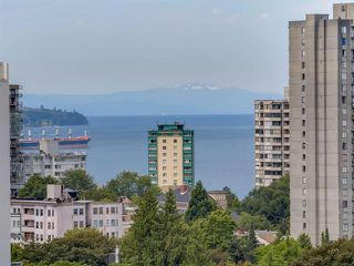 Photo 11: 901 789 JERVIS STREET in : Vancouver West Condo for sale : MLS®# R2085949